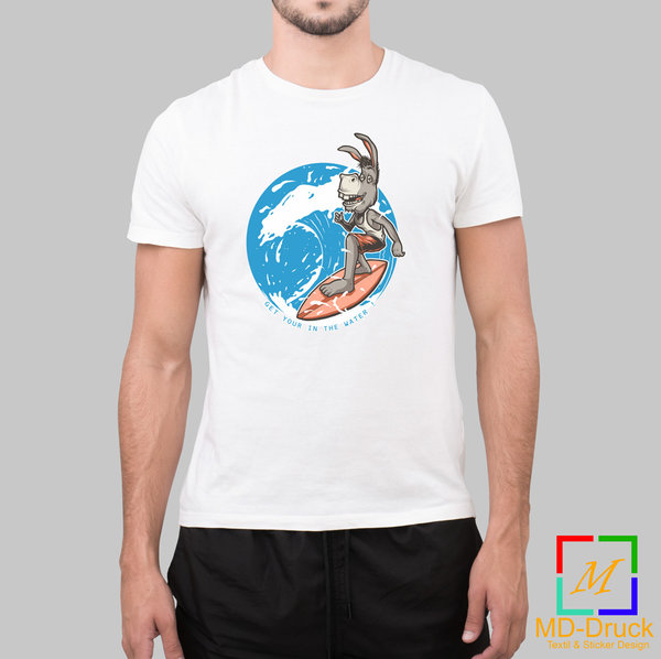 Surf Donkey Shirt