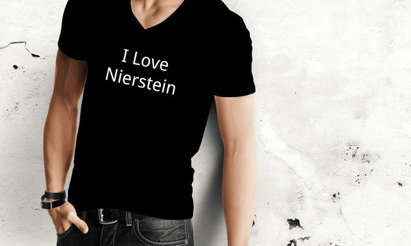 I Love Nierstein Shirt